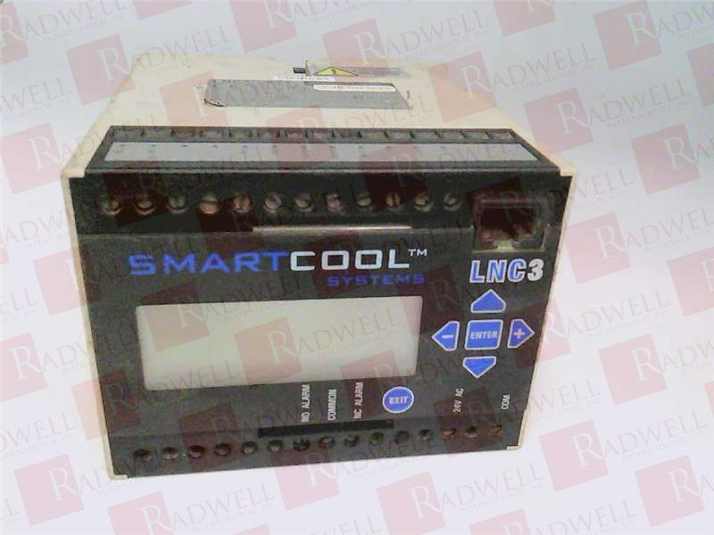 SMARTCOOL SYSTEMS  LNC3