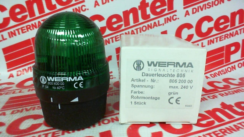 WERMA 805-200-00
