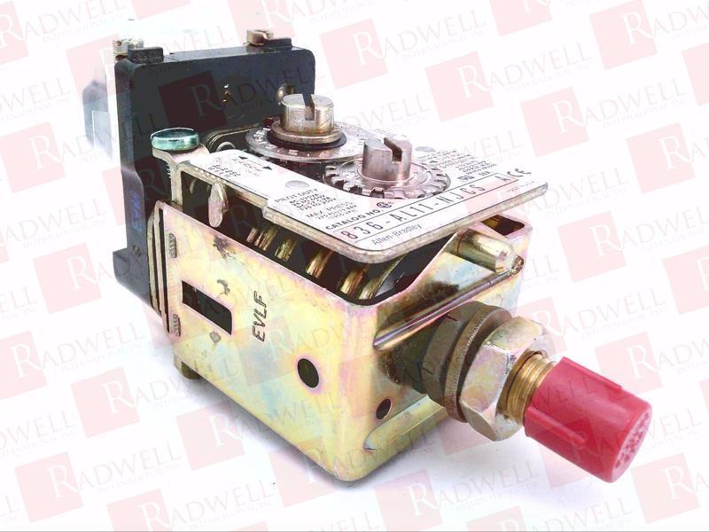 836 Al11 Njcs By Allen Bradley Buy Or Repair At Radwell Radwell
