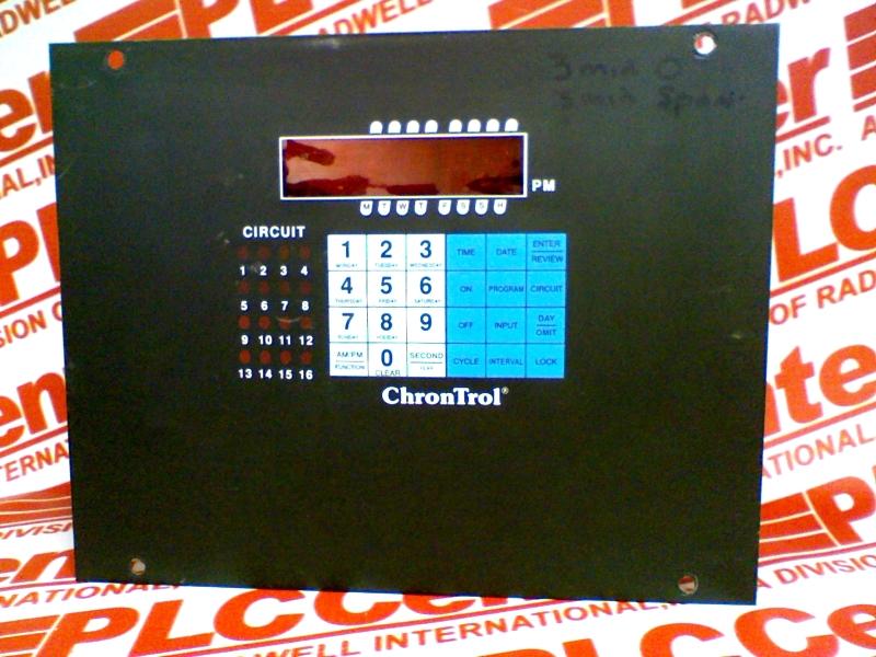CHRONTROL XT-W6-N8