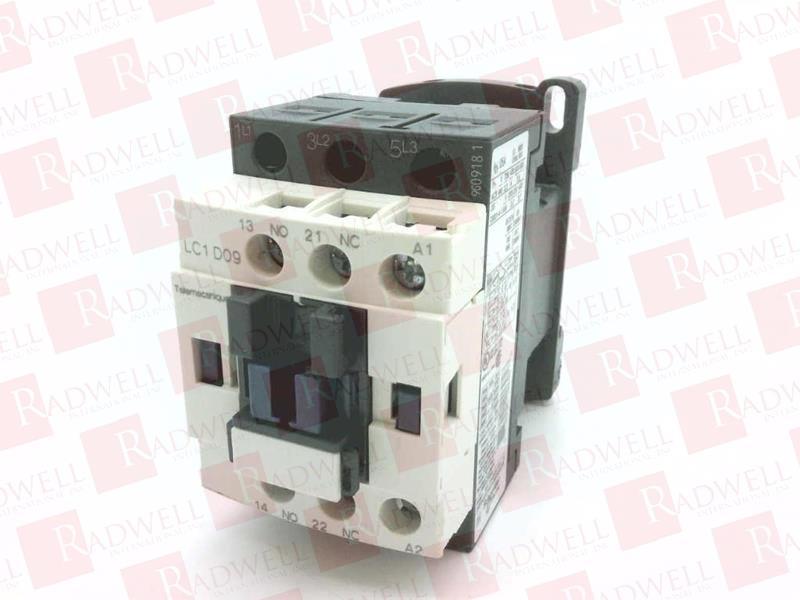 SCHNEIDER ELECTRIC LC1D09G7 1