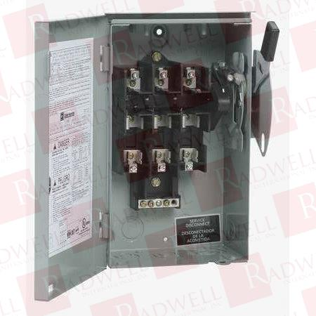EATON CORPORATION DG321URB 0