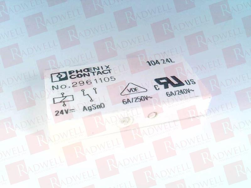 PHOENIX CONTACT REL-MR-24DC/21