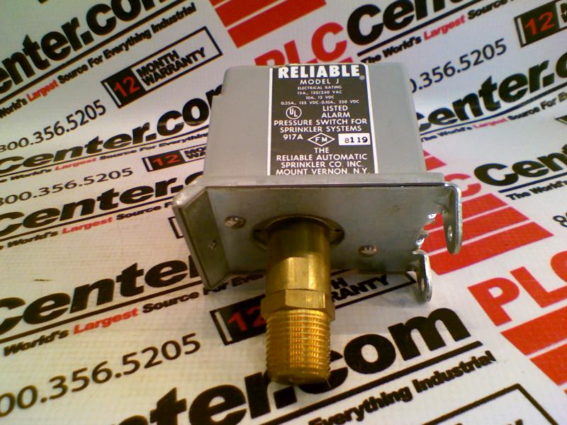 RELIABLE AUTOMATIC SPRINKLER 8119