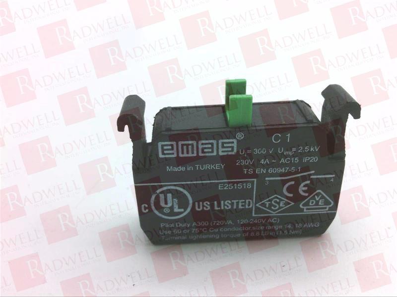 EMAS C1 1