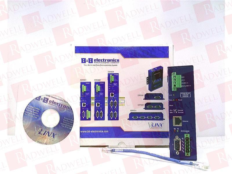 B&B ELECTRONICS ESR901 0