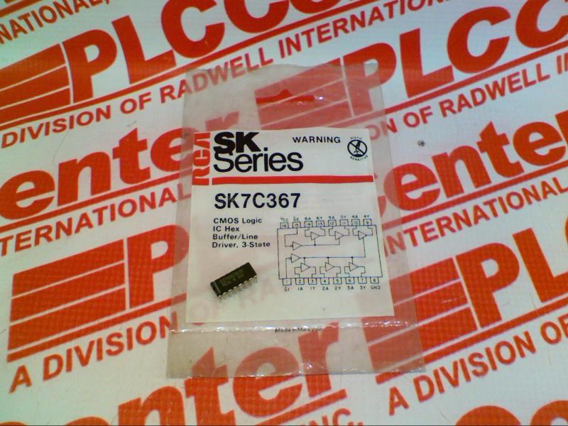 MICROELECTRONICS GROUP CD74HC367E