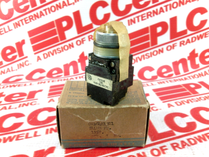 GENERAL ELECTRIC CR104E1321