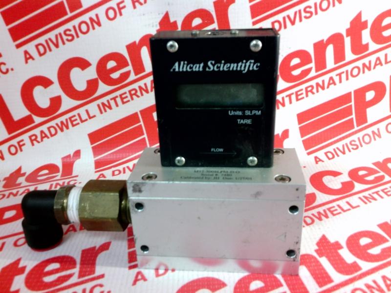 ALICAT SCIENTIFIC M12-500SLPM-D-O