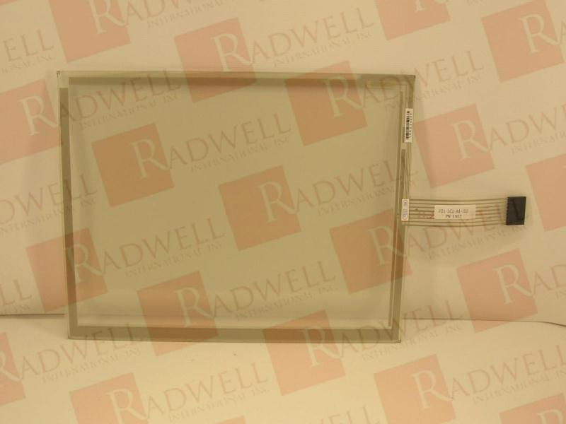 RADWELL VERIFIED SUBSTITUTE P21-3C2-A4-1D5-SUB-TOUCHGLASS