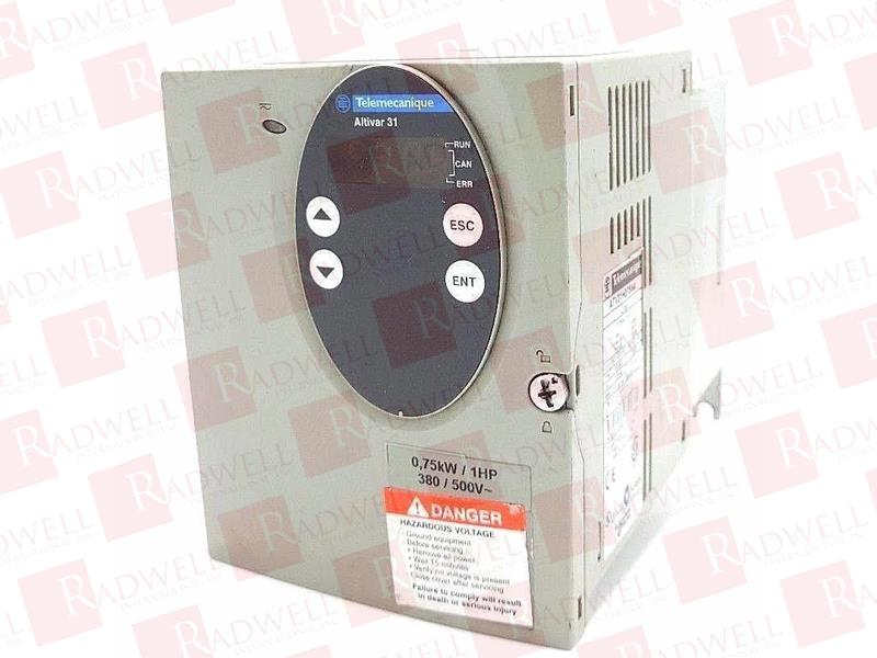 ATV31H075N4 by SCHNEIDER ELECTRIC - Buy or Repair at Radwell