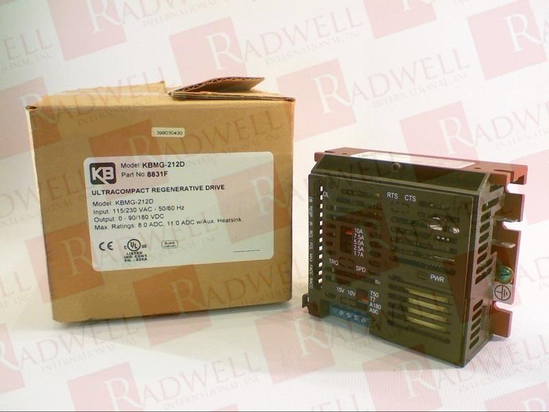 KB ELECTRONICS KBMG-212D 2