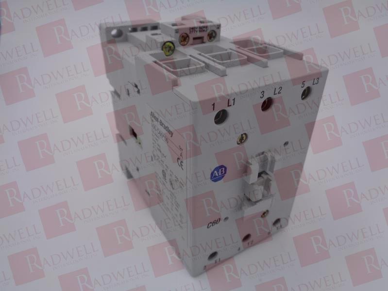 ALLEN BRADLEY 100-C60T00