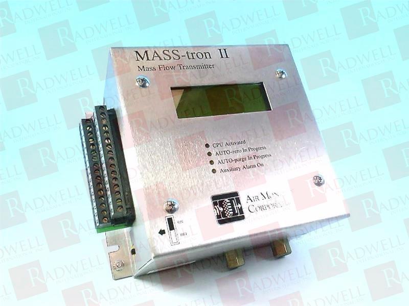 AIR MONITOR CORP MASS-TRON-II