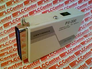 CENTRONIC RS-232C