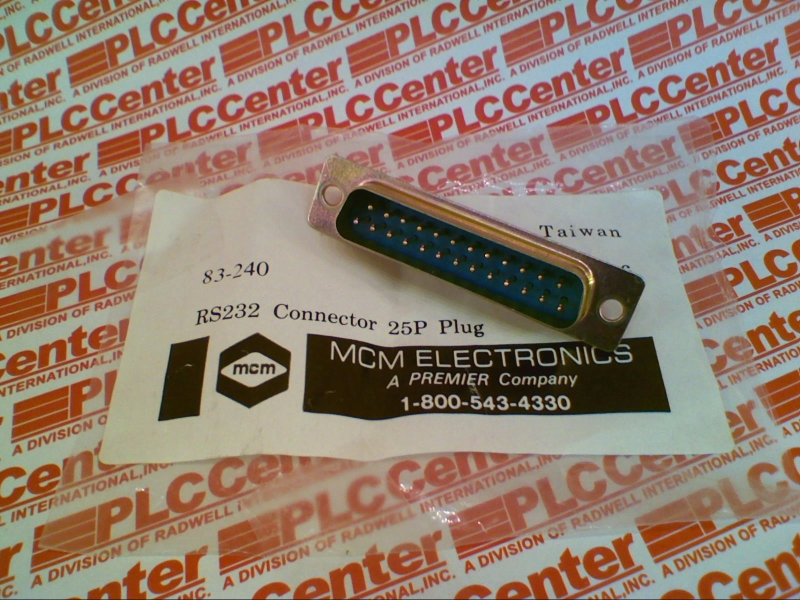 MCM ELECTRONICS 83-240