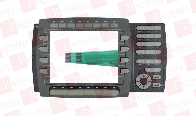 RADWELL VERIFIED SUBSTITUTE E1060-SUB-KEYPAD