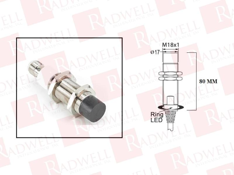 RADWELL VERIFIED SUBSTITUTE 889D-F4EC-3-SUB