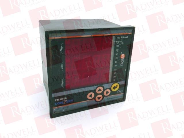 SCHNEIDER ELECTRIC EM6400