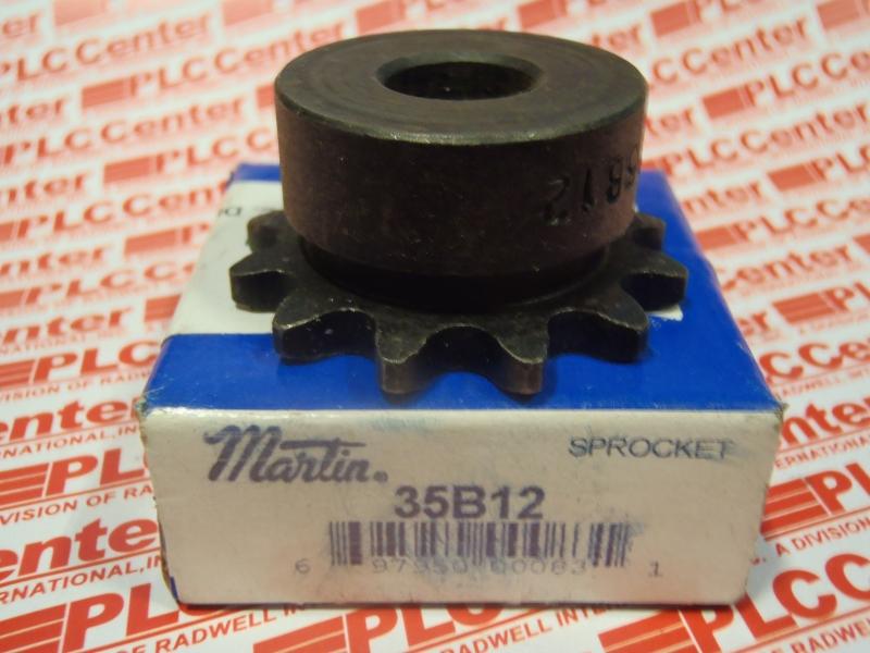 MARTIN SPROCKET & GEAR INC 35B12