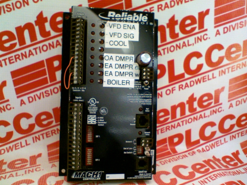 RELIABLE CONTROLS M1C10065