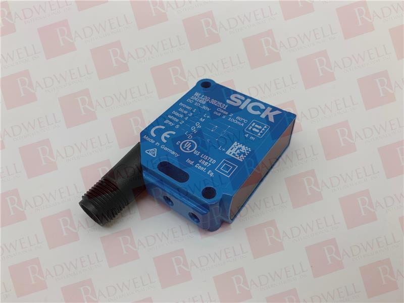 SICK OPTIC ELECTRONIC WL12G-3B2531 1