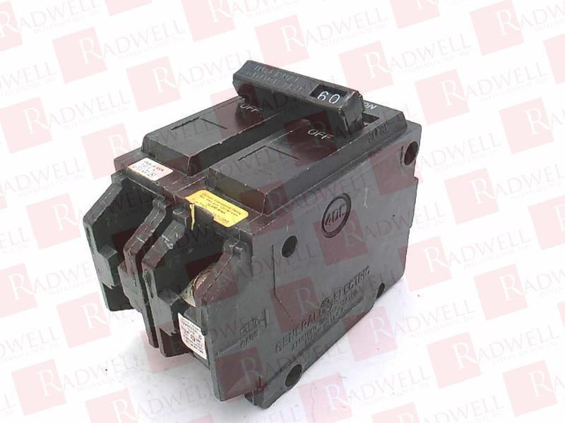 GENERAL ELECTRIC THQL2160 2