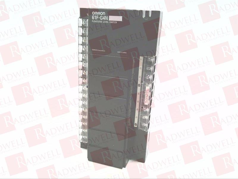 OMRON 61F-G4N AC120/240