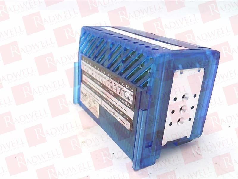 PLC Peripheral Modules Facts Engineering T1F-16AD-2 Terminatior I ...