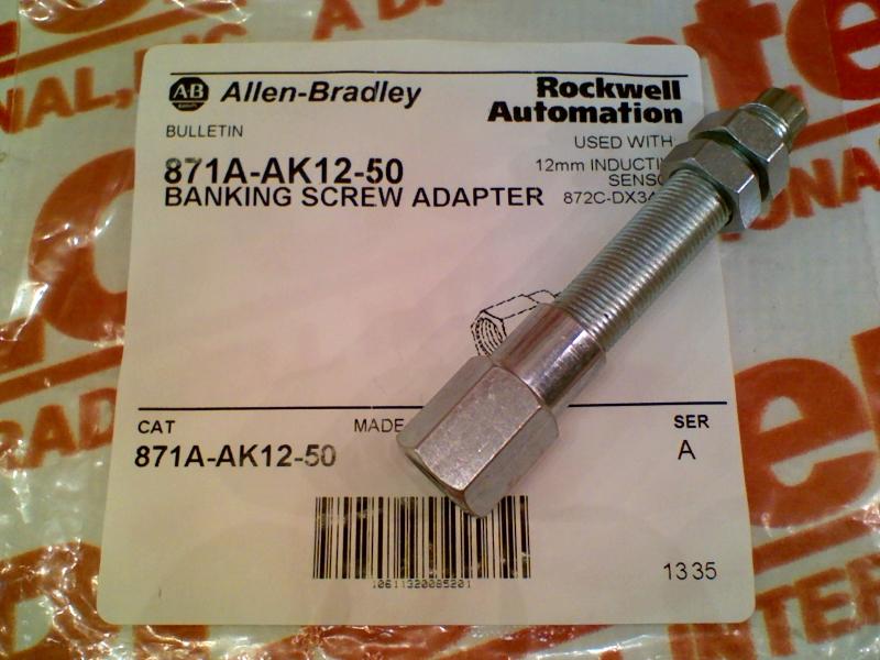 ALLEN BRADLEY 871A-AK12-50