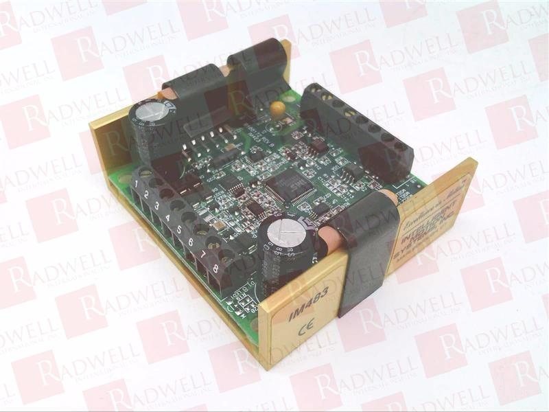 Intelligent Motion Systems IM483 Microstepping Drive