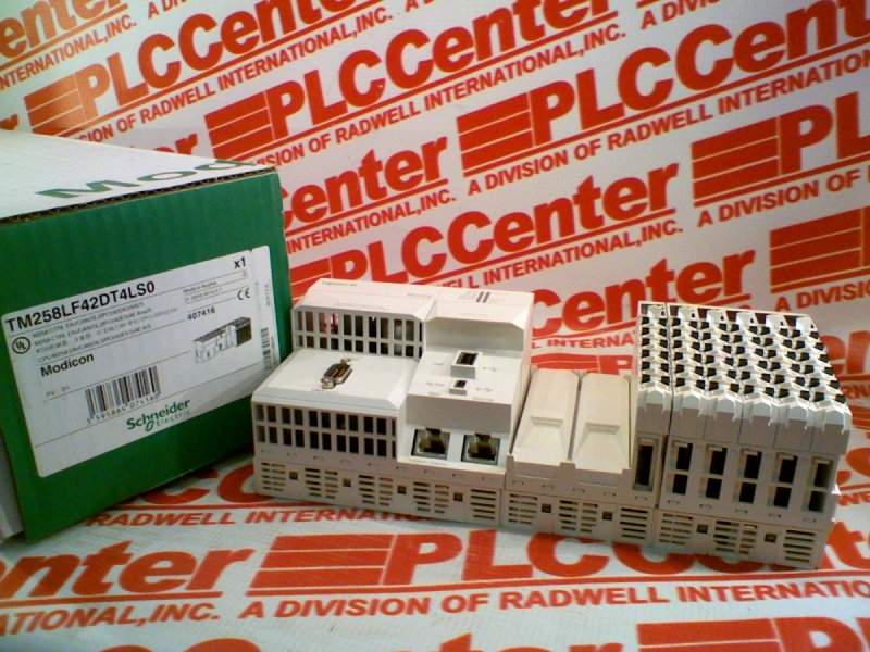 SCHNEIDER ELECTRIC TM2-58LF42DT4LS0