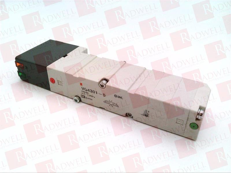 SMC VQ4301-5 0