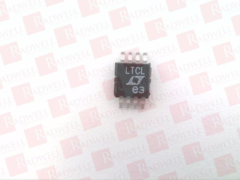 ANALOG DEVICES LT1636CMS8PBF
