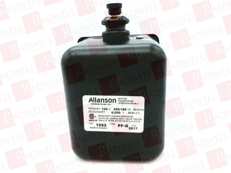 ALLANSON 1092-PF-G