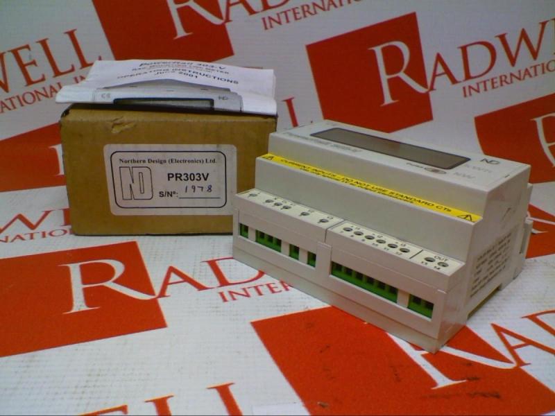 NORTHERN DESIGN ELECTRONICS PR303V