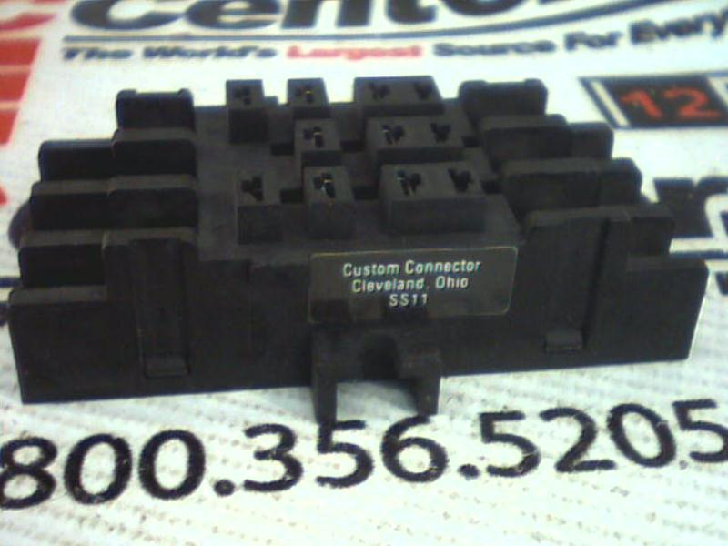 CUSTOM CONNECTOR SS11