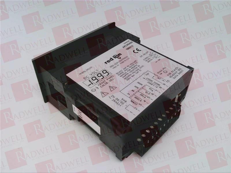 RED LION CONTROLS APLVD400 2