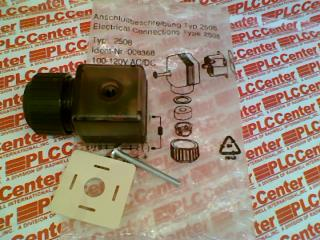 BURKERT EASY FLUID CONTROL SYS 008-368