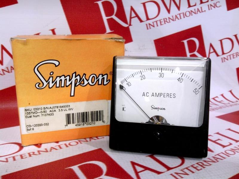 SIMPSON 10200