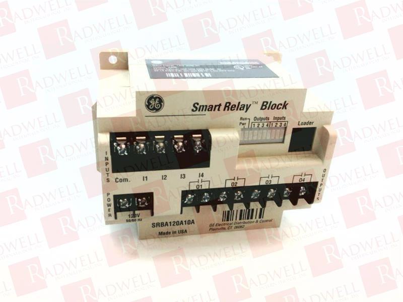 GENERAL ELECTRIC SRBA120A10A