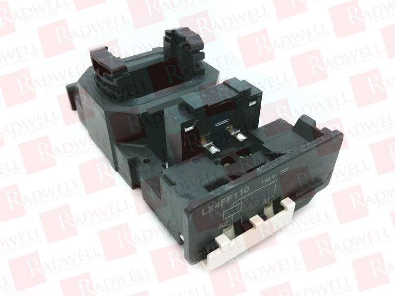 SCHNEIDER ELECTRIC LX4FF110