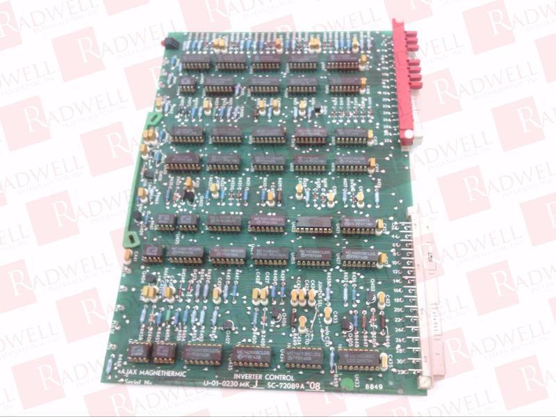 AJAX MAGNETHERMIC SC-72089A-08 0
