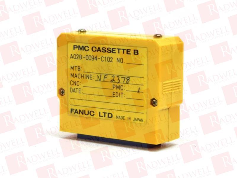FANUC A02B-0094-C102 1