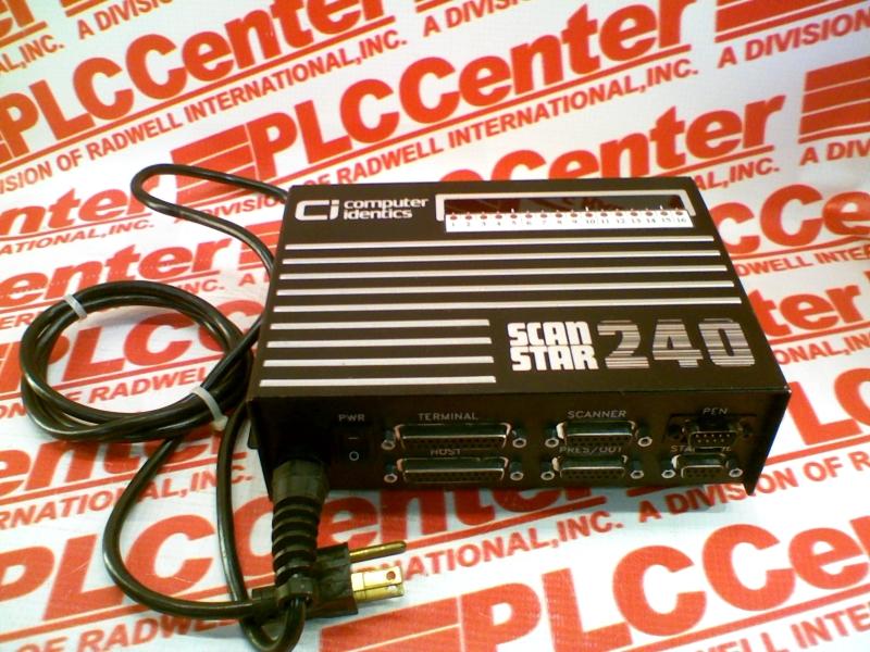 COMPUTER IDENTICS A1-62630-111