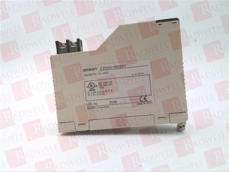 Omron C200H-RM201 Remote I//O Unit