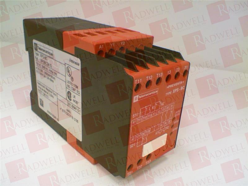 SCHNEIDER ELECTRIC XPS-BC-3410 0