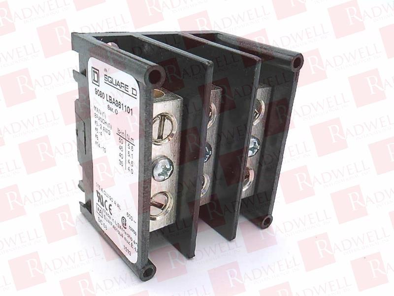 9080LBA162101 NEW NO BOX SCHNEIDER ELECTRIC 9080LBA162101