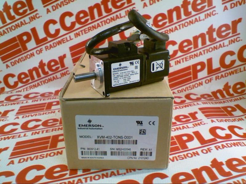 NIDEC CORP XVM-402-TONS-D001