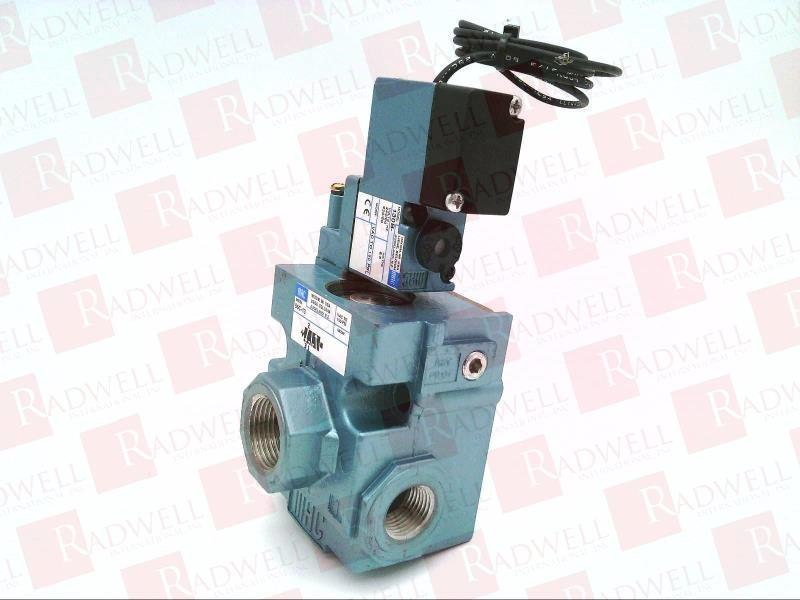 MAC VALVES INC 56C-13-111CA
